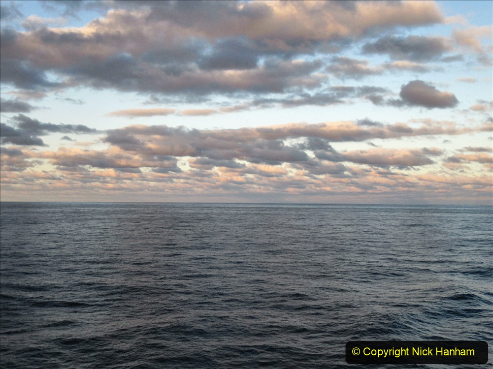 2019-11-03 to 17 Cunard's Queen Mary Southampton to New York. (260) At sea. 260