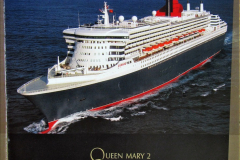 Queen Mary 2 Southampton to New York November 2019
