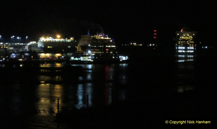 2019-11-03 to 17 Cunard's Queen Mary Southampton to New York. (155) 155