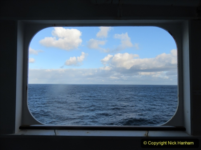 2019-11-03 to 17 Cunard's Queen Mary Southampton to New York. (238) At sea. 238