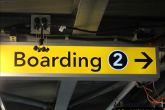 2019-11-03 to 17 Cunard's Queen Mary Southampton to New York. (13) Boarding at Southampton. 013