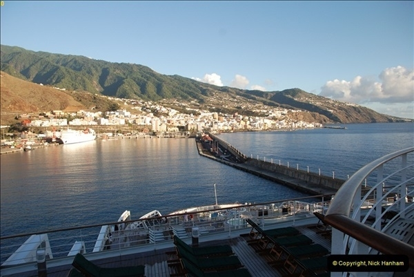 Queen Mary visits the Canary Islands November 2012. (2)