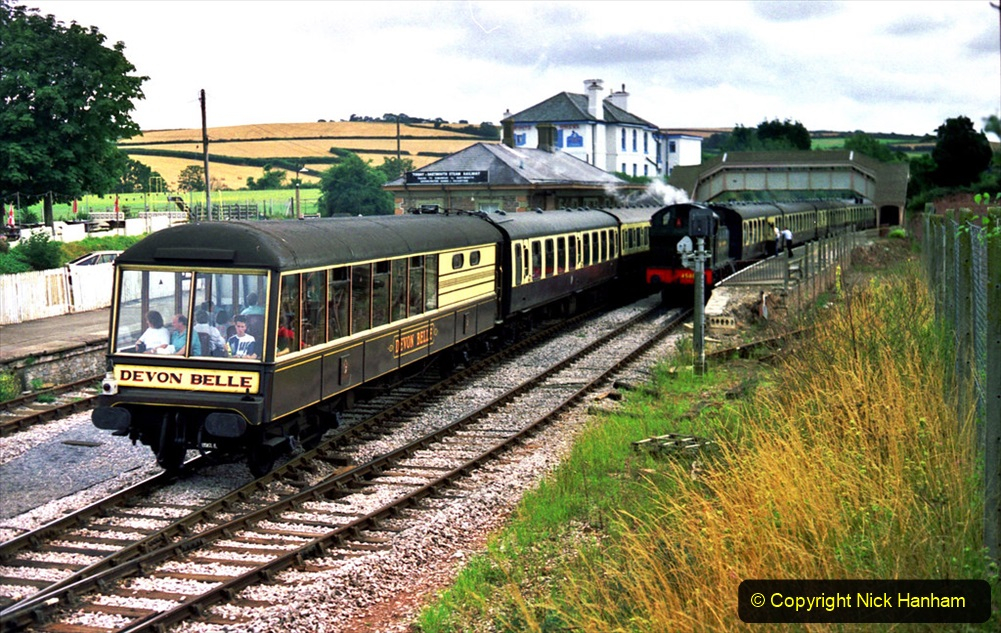 Railway Food. (109) The Devon Belle. 109