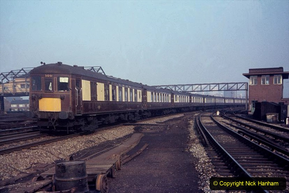 Railway Food. (128) The Brighton Belle. 128