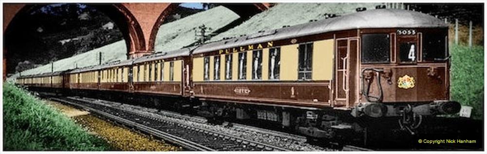 Railway Food. (130) The Brighton Belle. 130