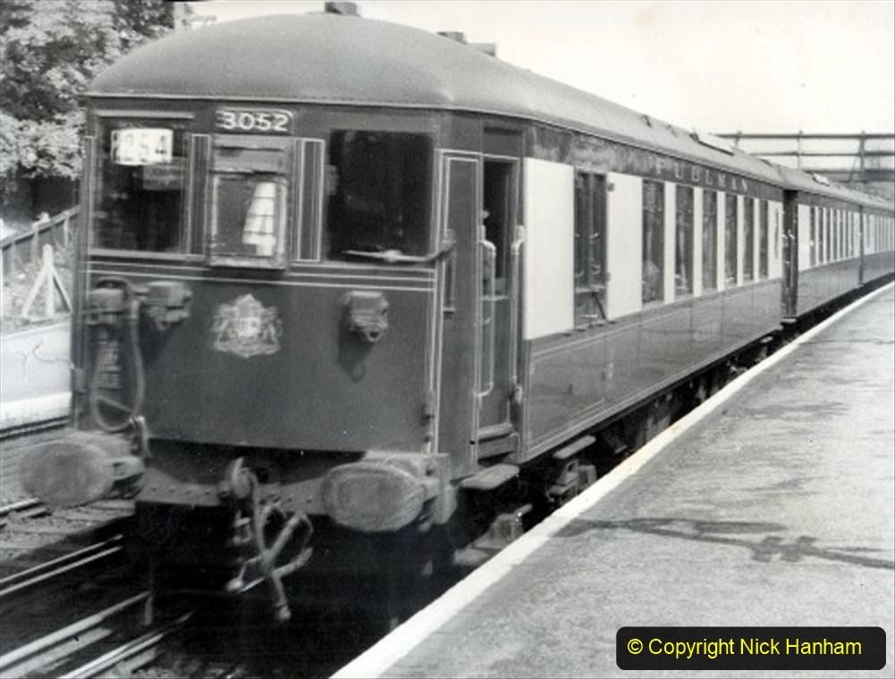 Railway Food. (134) The Brighton Belle. 134
