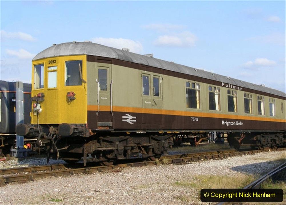 Railway Food. (140) The Brighton Belle. 140
