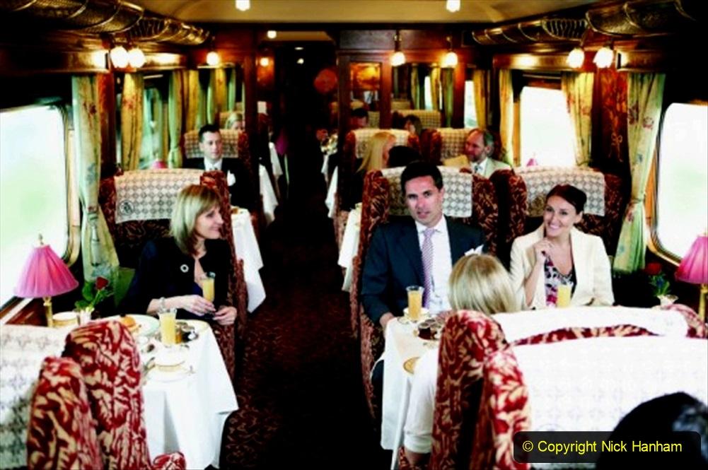 Railway Food. (143) The Brighton Belle. 143