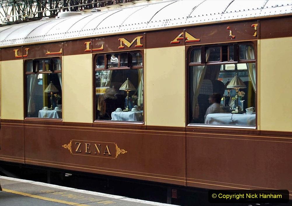 Railway Food. (147) The Brighton Belle. 147