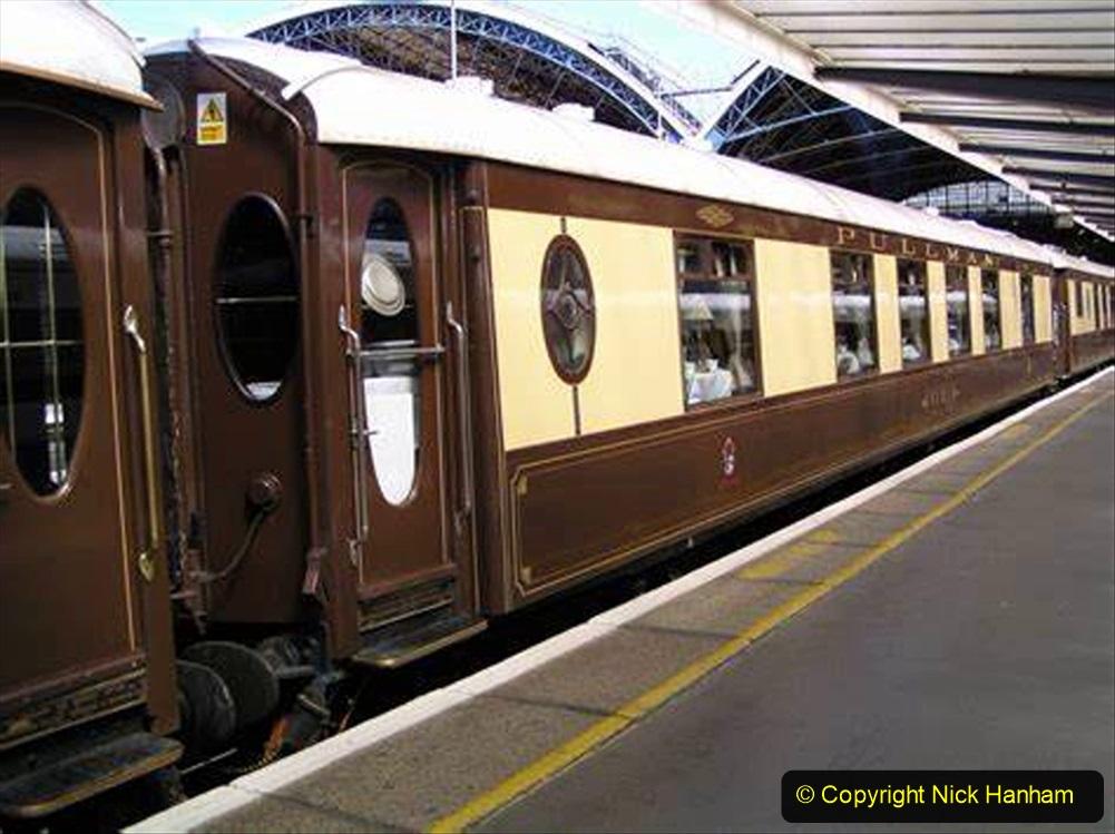 Railway Food. (153)  Pullmans. 153