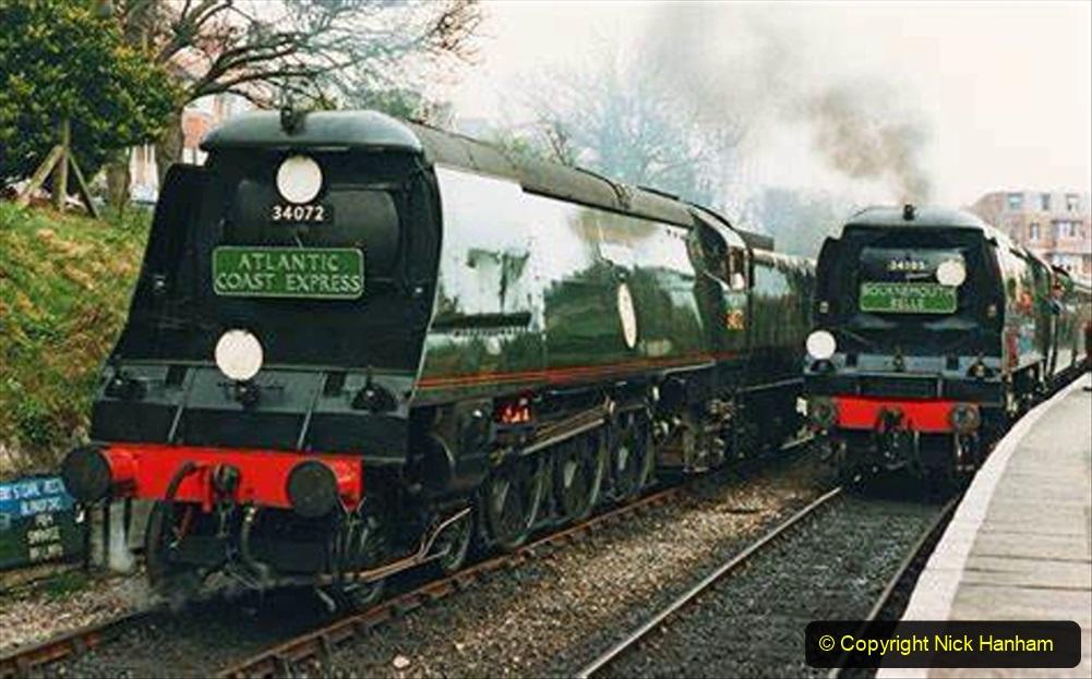 Railway Food. (179) The Wessex Belle Swanage Railway. 179