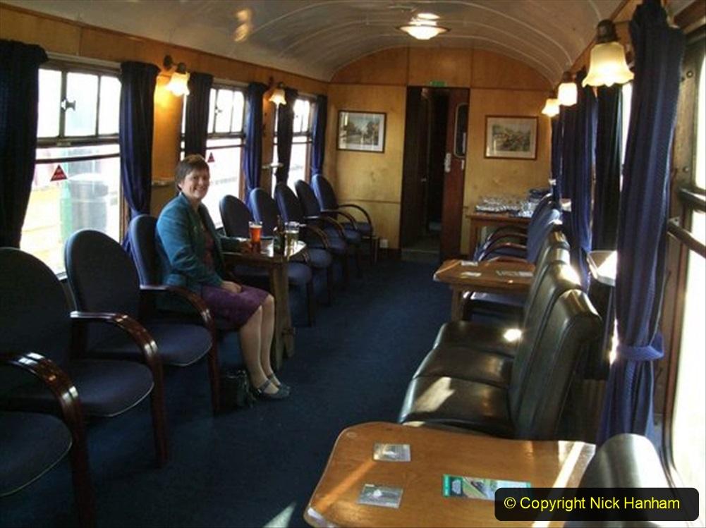 Railway Food. (182) The Wessex Belle Swanage Railway. 182