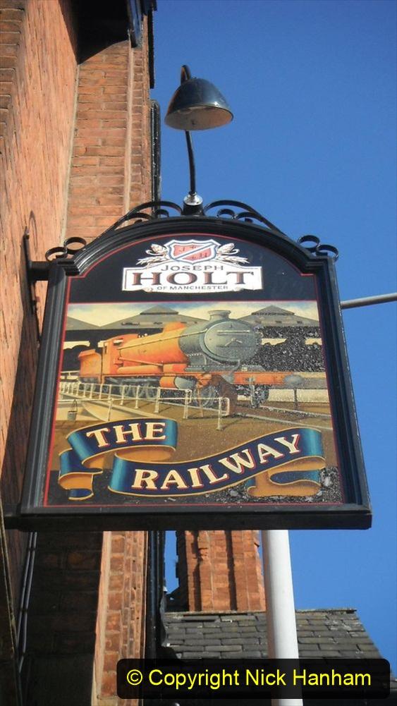 Railway Food. (194) Pub Signs. 194