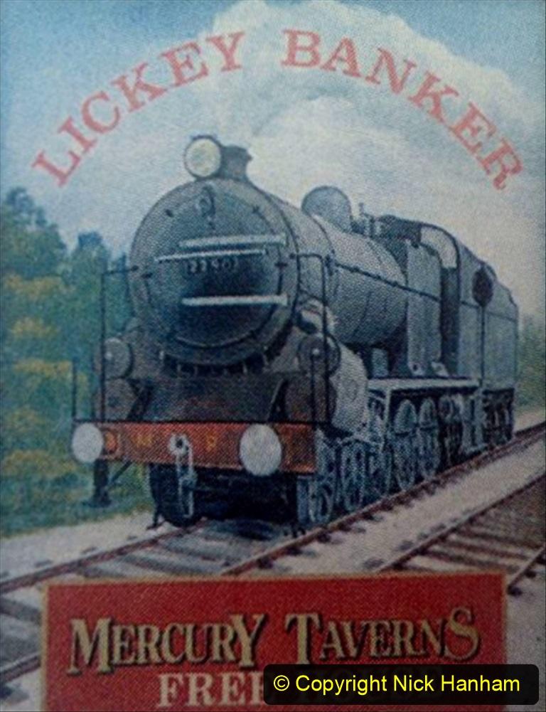 Railway Food. (195) Pub Signs. 195