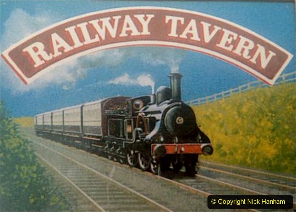Railway Food. (196) Pub Signs. 196