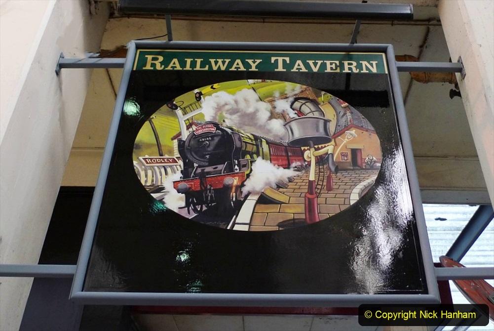 Railway Food. (201) Pub Signs. 201