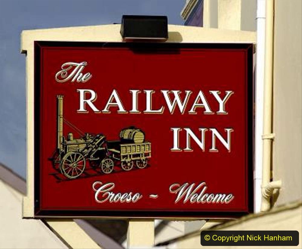 Railway Food. (213) Pub Signs. 213