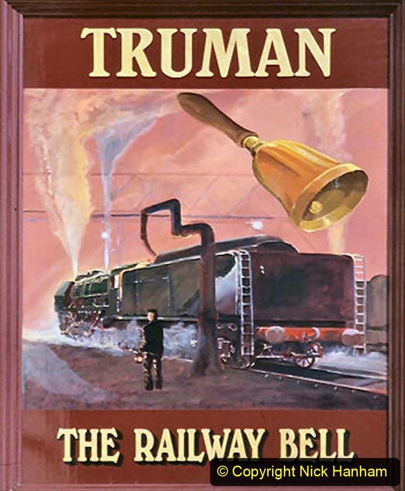 Railway Food. (215) Pub Signs. 215