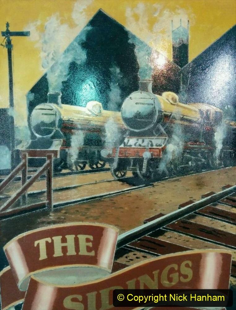 Railway Food. (220) Pub Signs. 220