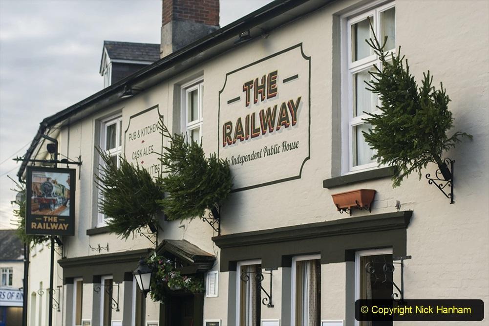 Railway Food. (221) Pub Signs. 221