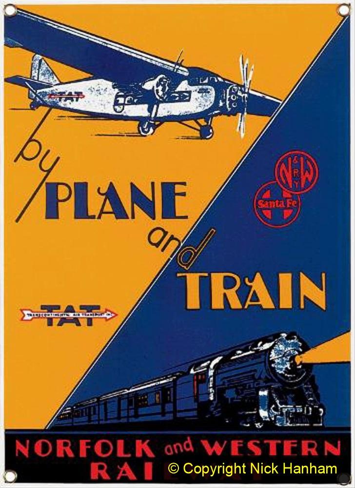 Railway Food. (238)  Posters. 238