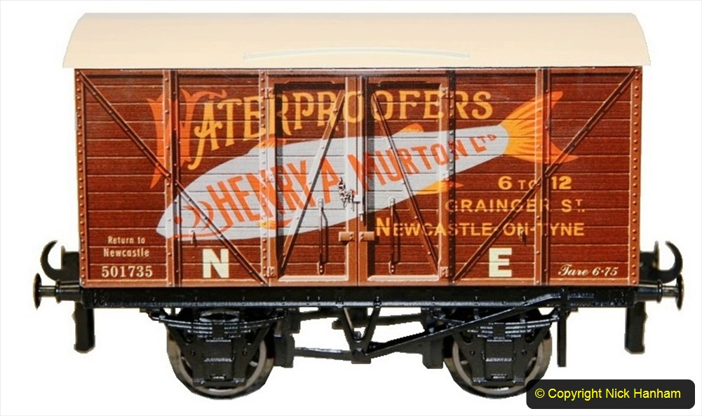 Railway Food. (244) Wagons. 244