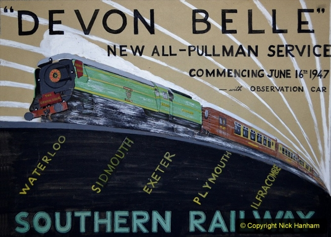 Railway Food. (104) The Devon Belle. 104