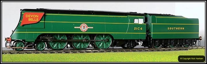 Railway Food. (105) The Devon Belle. 105