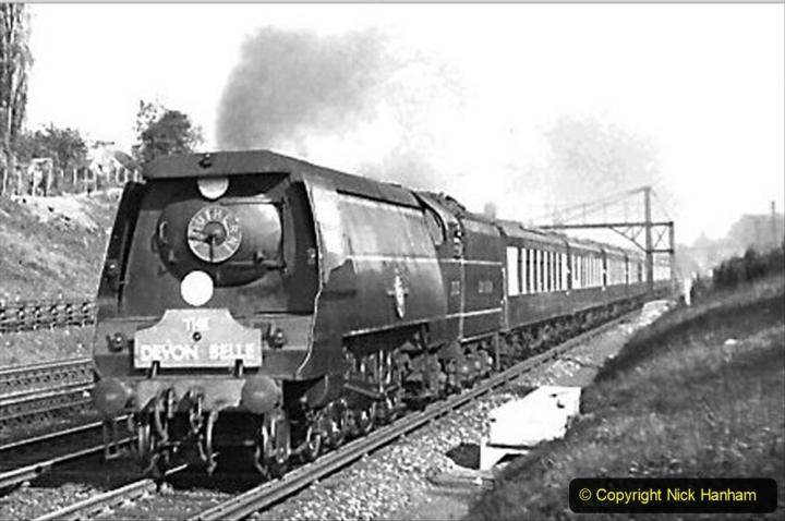 Railway Food. (106) The Devon Belle. 106