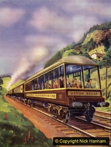 Railway Food. (108) The Devon Belle. 108