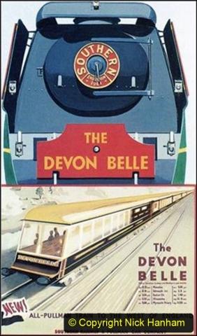 Railway Food. (110) The Devon Belle. 110