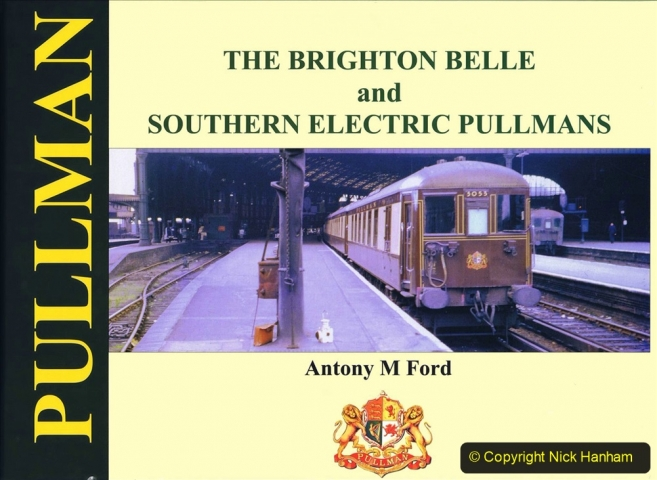 Railway Food. (129) The Brighton Belle. 129