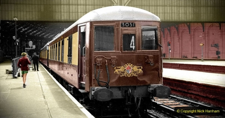 Railway Food. (131) The Brighton Belle. 131