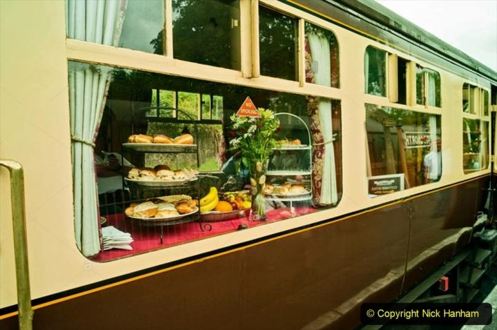 Railway Food. (151)  Pullmans. 151