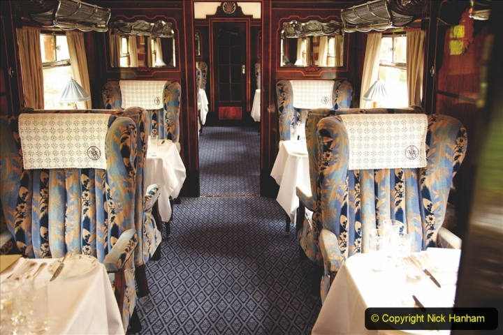 Railway Food. (154)  Pullmans. 154