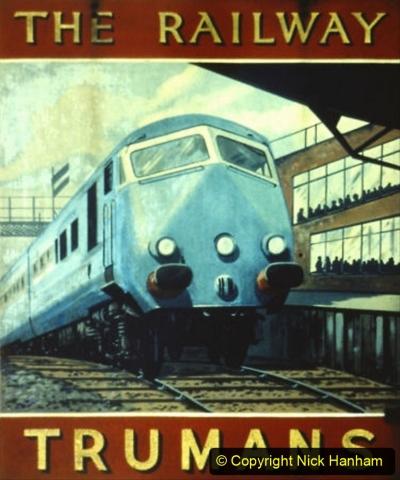 Railway Food. (156)  Pullmans. 156