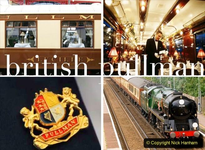 Railway Food. (157)  Pullmans. 157