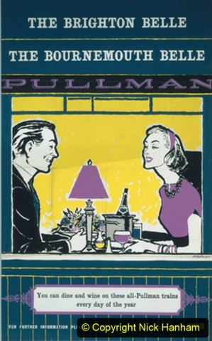 Railway Food. (166)  Pullmans. 166