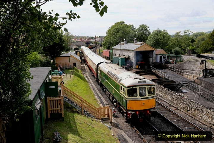 Railway Food. (173) The Wessex Belle Swanage Railway. 173