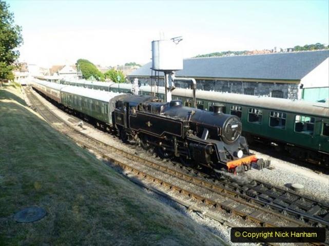 Railway Food. (184) The Wessex Belle Swanage Railway. 184