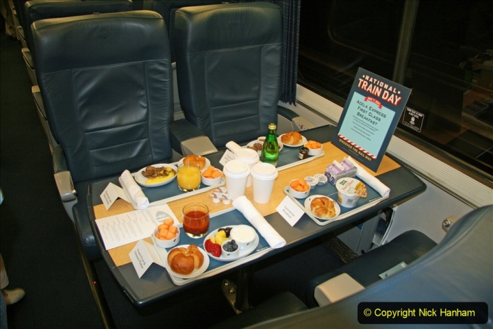 Railway Food. (19) 019