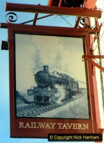 Railway Food. (197) Pub Signs. 197