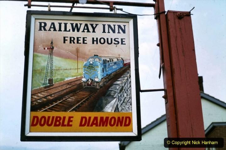 Railway Food. (202) Pub Signs. 202