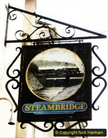 Railway Food. (208) Pub Signs. 208