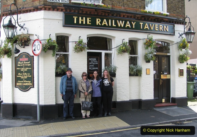 Railway Food. (211) Pub Signs. 211