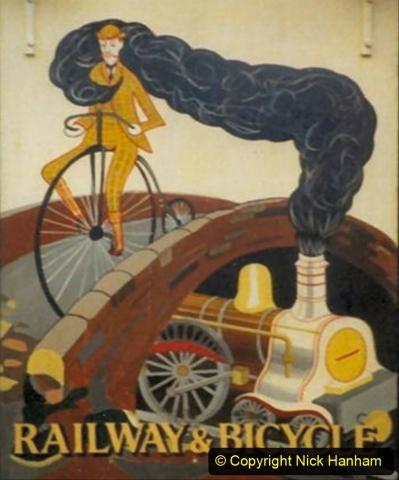 Railway Food. (214) Pub Signs. 214