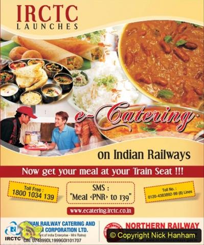 Railway Food. (228)  Posters. 228