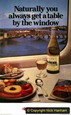 Railway Food. (239)  Posters. 239