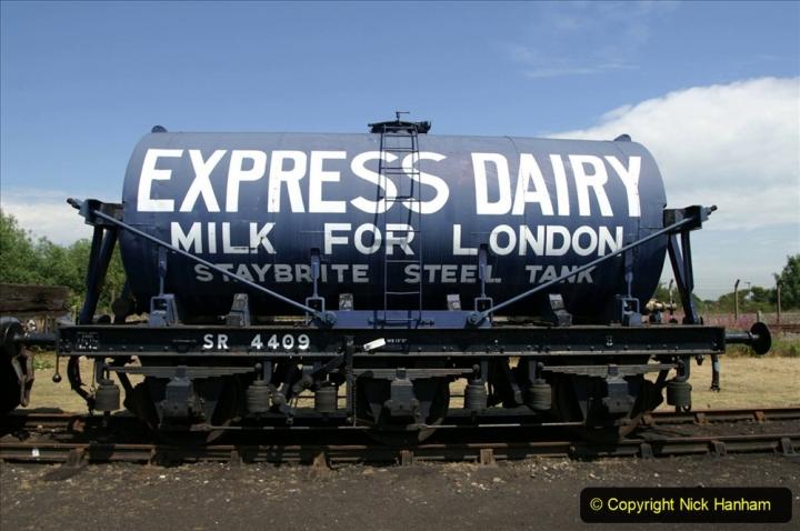 Railway Food. (250) Wagons. 250