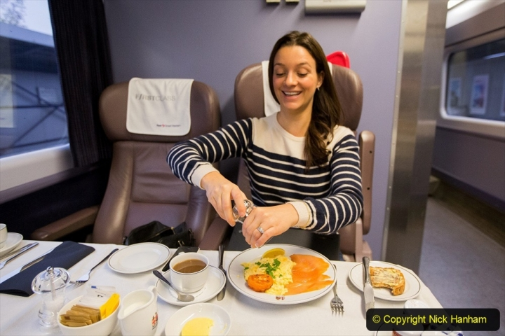 Railway Food. (58) 058